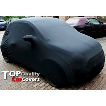 Fiat 500 fitted car cover