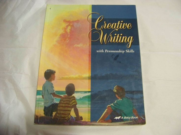 a beka book creative writing At a glance grade range: 1st-12th grade method: spiral (lots of review) topics: handwriting, grammar, reading comprehension, vocabulary, creative writing,comprehension.
