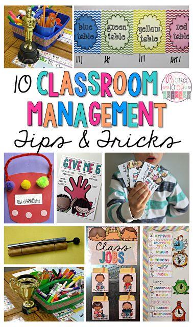 10 Time Saving Tips for Teachers