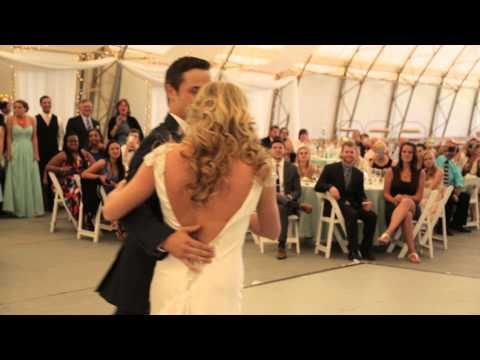Surprise Wedding First Dance Mash Up 2014
