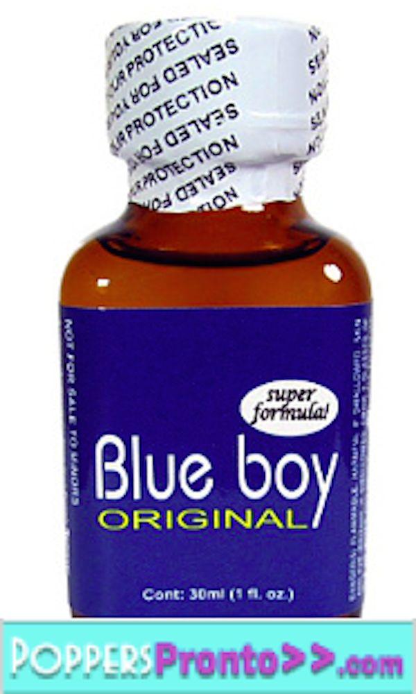 Blue Boy Room Aroma