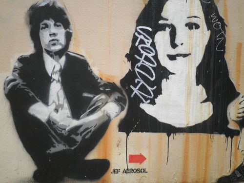 Street, Arts & Rock'n Roll (Angyalok és démonok) Jeff Aerosol