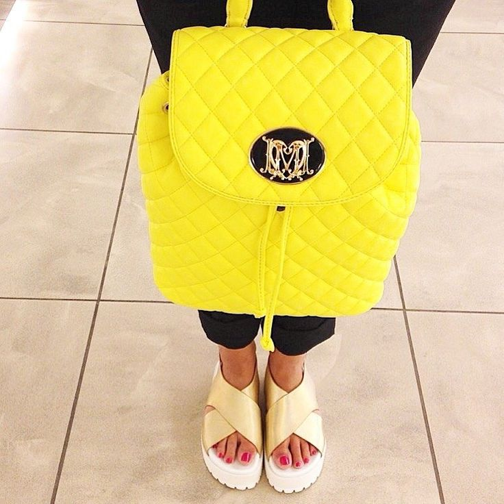 Love Moschino bag Vs Ioannis shoes