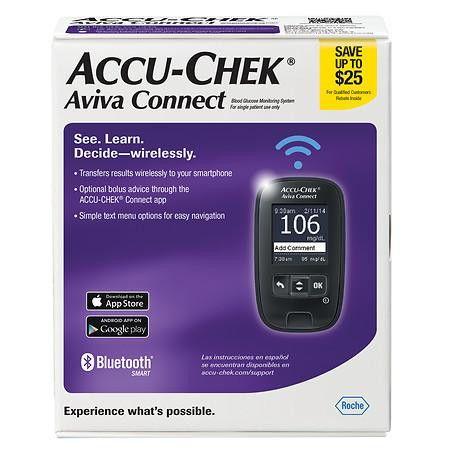 Accu-Chek Aviva Connect Meter Kit