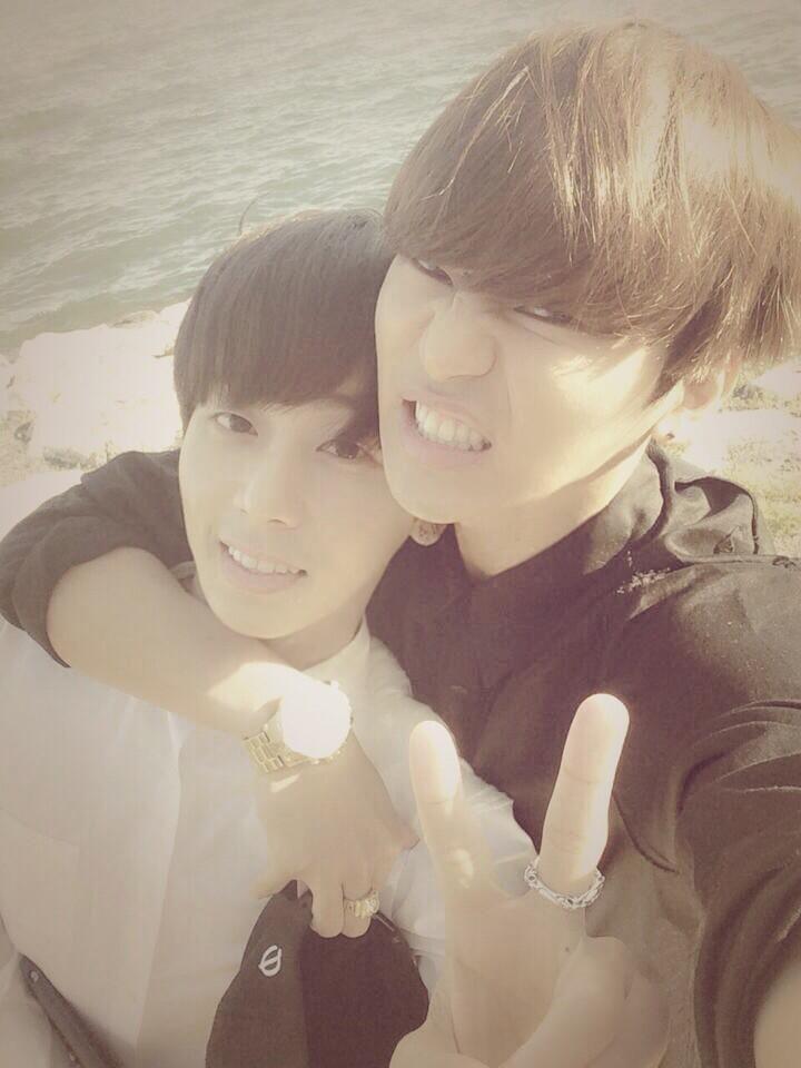 Chaejin & InSoo