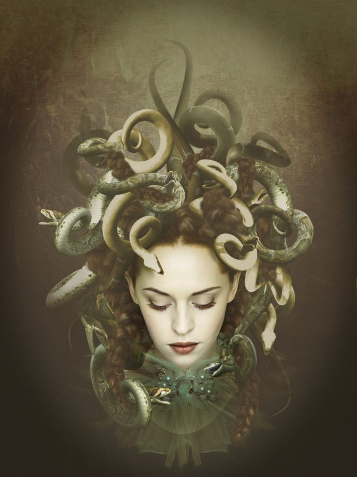 Was Medusa dating Poseidon