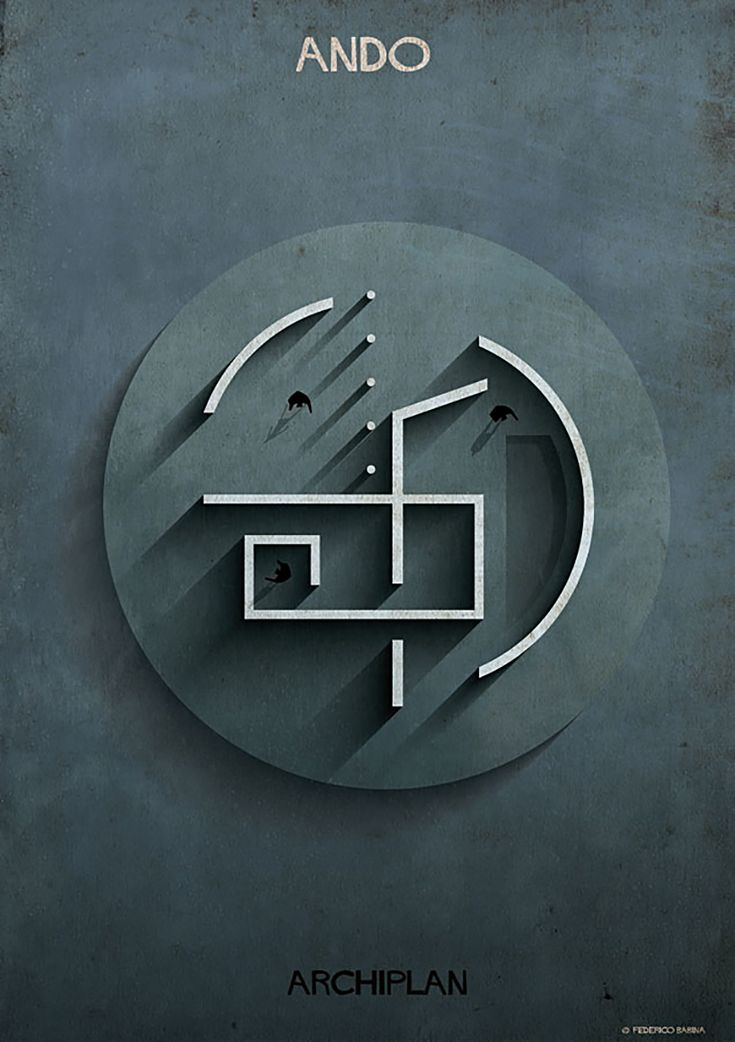 federico babina dissects famous floor plans as architectural labyrinths