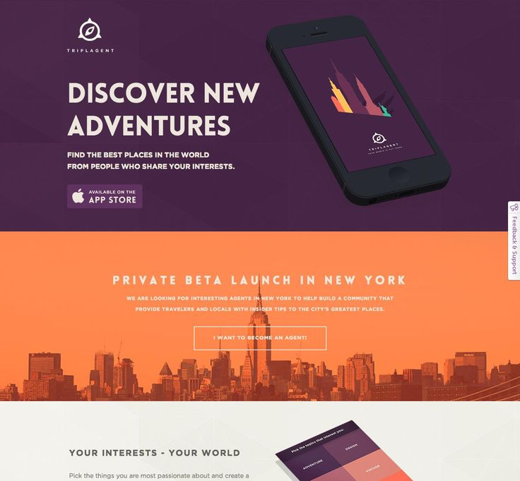 Web design eye-candy: 24 ultra-colourful user interfaces   Econsultancy
