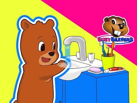 """""""Canción Lavarse las manos"""" – Enseñar a niños a lavarse las manos, Canción para bebés - YouTube"""