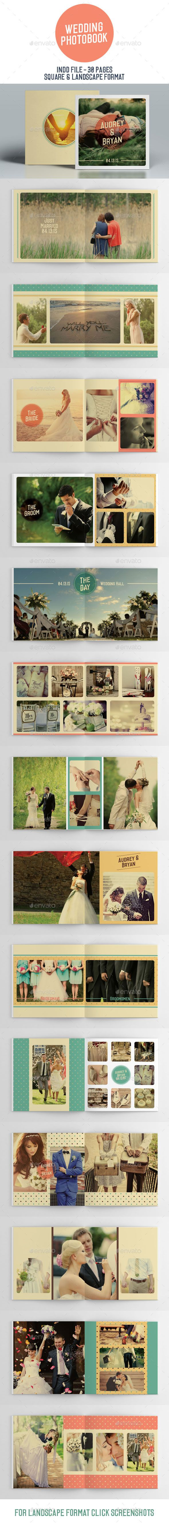 Wedding Photobook or Photo Album. For more details click on the link provided. :)