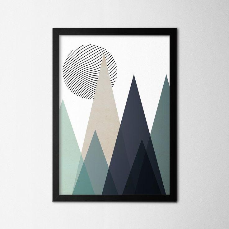 Scandinavian Geometric View - Northshire - Metal Wall Art - Metal Wall Decor    #interior #wallart #interiors #interiordesign #inspiration #decor  #decoration #design #ideas #giftideas #art #artforsale #artoftheday #designer   #handmade #homedecor #home #print #artprint #poster #decorationideas #conceptdesign #styling #office #wallart #walldecor #scandinavian #geometric #geometric #view