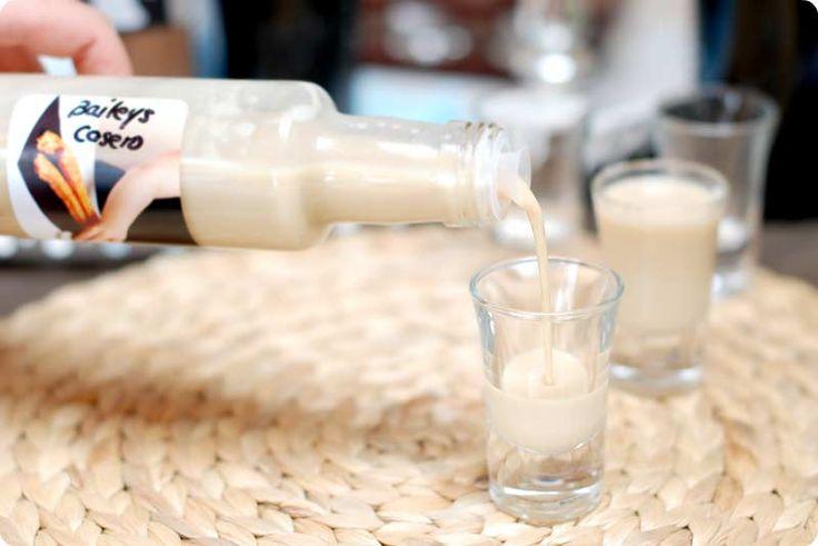 Crema de Whisky exprés para preparar en casa en un minuto. Ingredientes sencillos con un resultado genial.