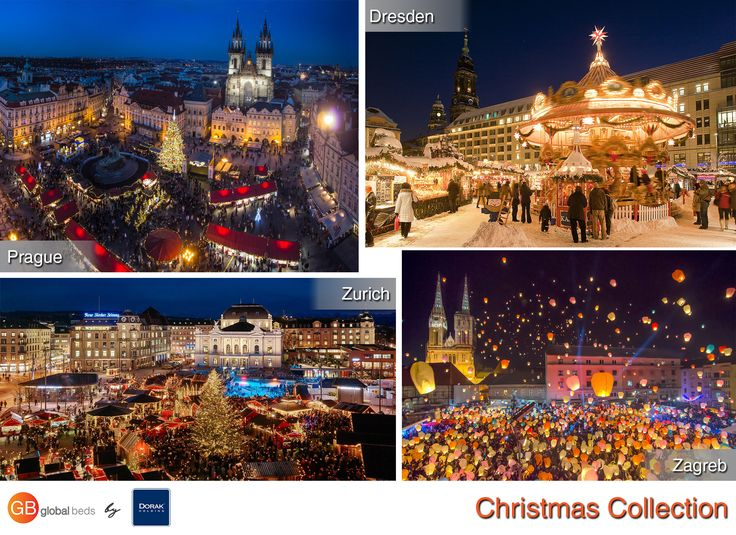 Winter in Europe is a wonderful time to visit the most beautiful Christmas markets. #MerryChristmas #MerryChristmasEveryone #Christmas #ChristmasCollection #ChristmasMarket #Christmasmood #Christmasspirit #Christmascarol #Christmastime #ChristmasinEurope #Prague #Dresden #Zurich #Zagreb #Europe ##onlinebookingsystem #FIT #DorakHolding #GB #GlobalBeds