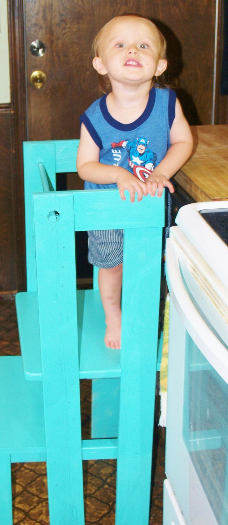 standing - How can I help my child learn to pull herself ...