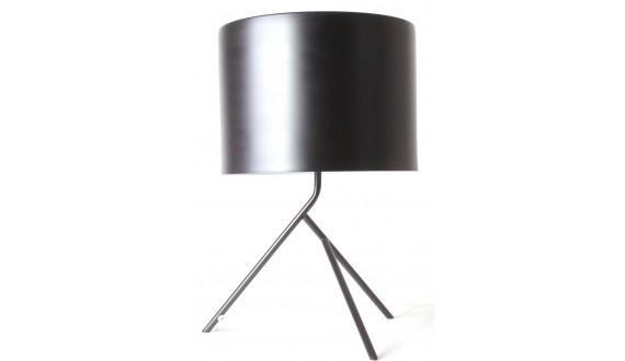 Stick Man Table Lamp - Black