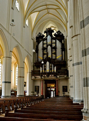 Orgelfront Sint Petrus Kerk, Oirschot