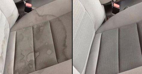 9 einfache Tipps, um das Auto sauber zu halten.