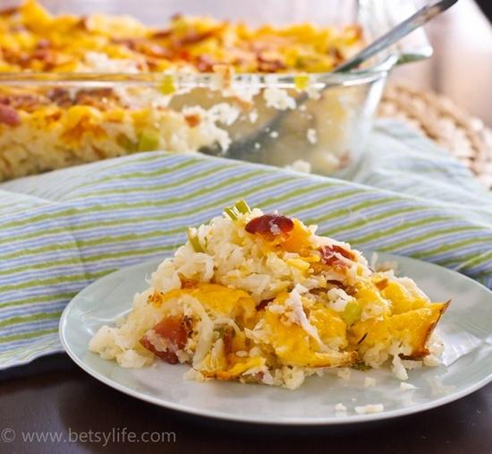 Twice Baked Cauliflower | Recipe | Potatoes, Twice Baked Cauliflower ...