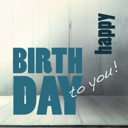 Verjaardagskaart, gemaakt door OTTI & Lorie Davison. Verkrijgbaar bij Kaartje2Go.
