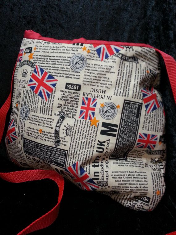 Check out this item in my Etsy shop https://www.etsy.com/uk/listing/289906815/british-music-paper-long-shoulder-strap