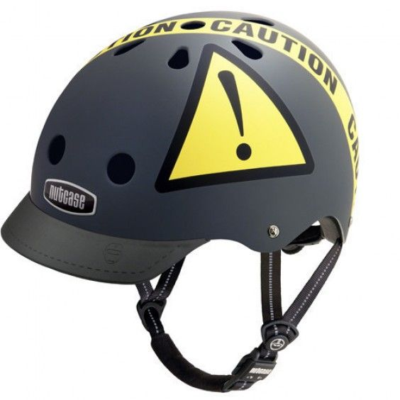 Nutcase Helmet - Street Urban Caution (Matte) Generation 3