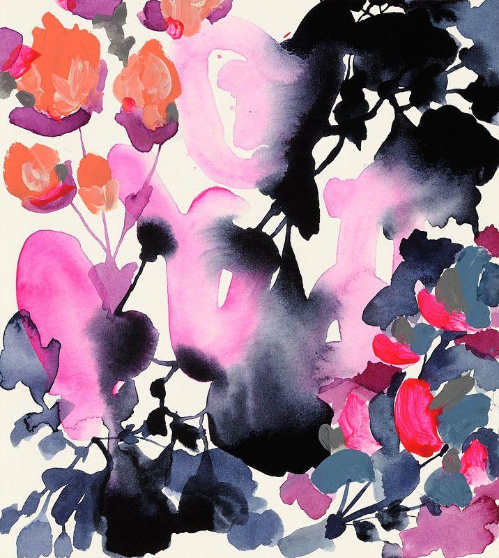 so, so pretty. love the color scheme. Jen Garrido / Jenny Pennywood.