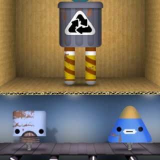 Create your own robot with Toca Boca. See www.tocaboca.com for more creative kids apps.
