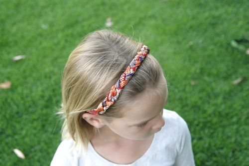 braid - DIY Hair Accessories #DIY #hairaccessories