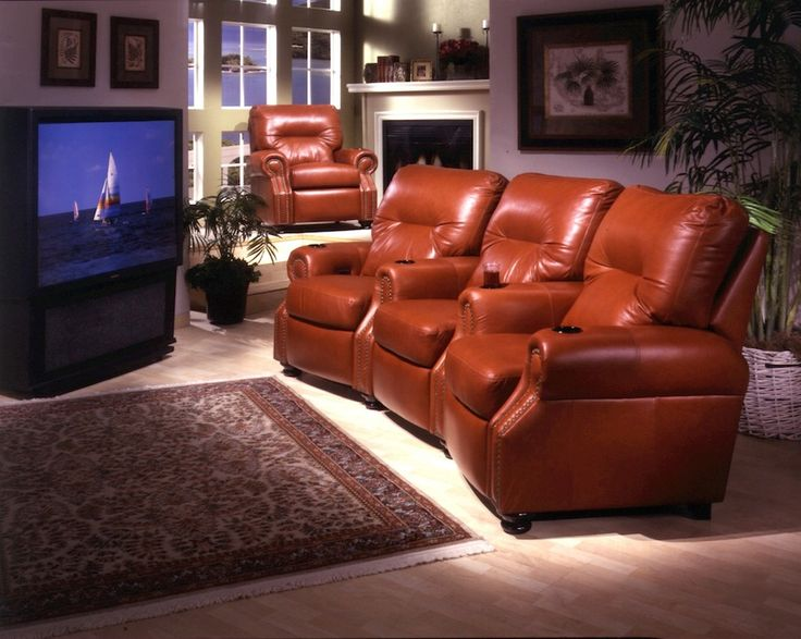 Leather Movie Seating American Made · Home Theater SeatingLeather FurnitureLiving  Room ...