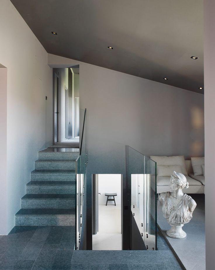 Topprenoverat 60-tal – väggar och tak i en enda färg (det är inte vitt) – Sköna hem