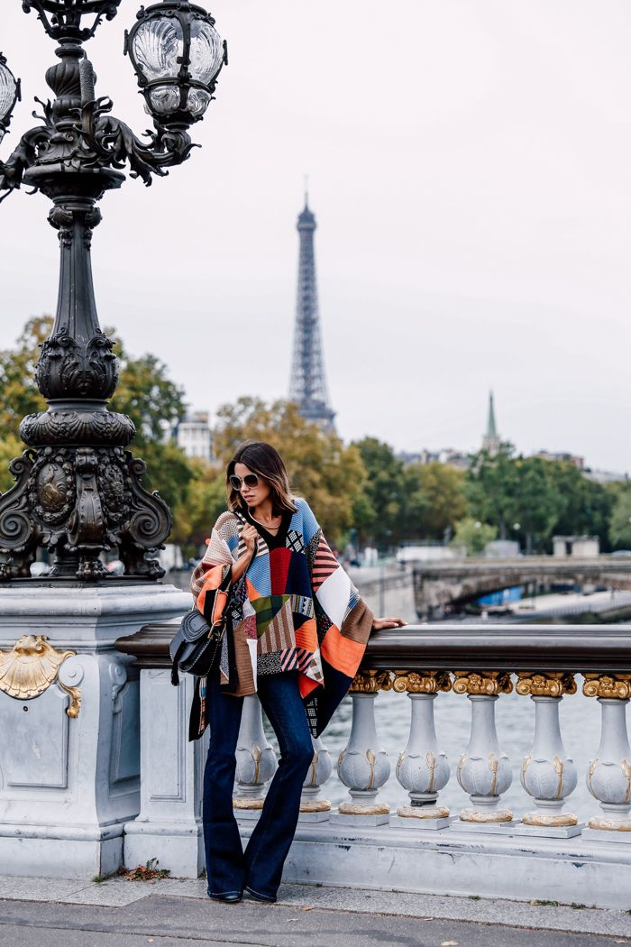 VivaLuxury - Fashion Blog by Annabelle Fleur: PATCHWORK IN PARIS