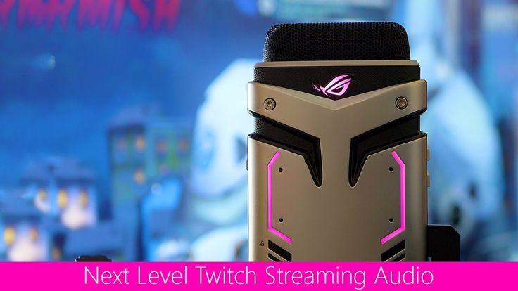 ASUS ROG Strix Magnus Gaming Microphone Review Is it the best Twitch str...