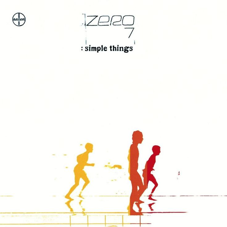 Destiny by Zero 7 - Simple Things (Eastwest Release)