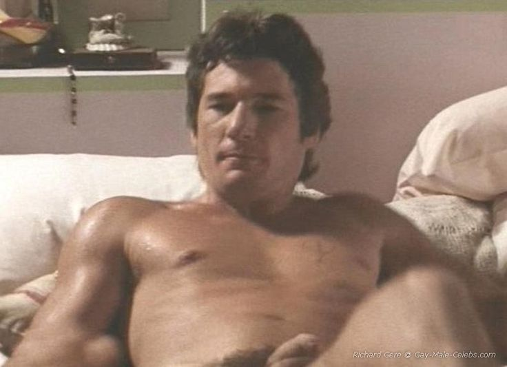 naked nude Richard gere