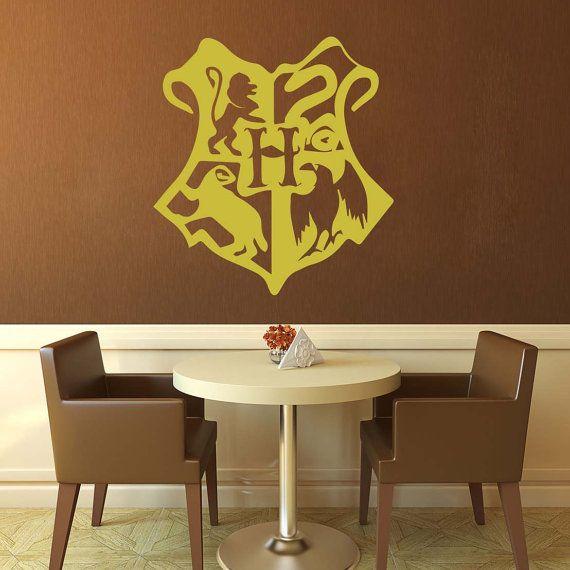 89 best Harry Potter Home Decor images on Pinterest   Bedroom ideas ...