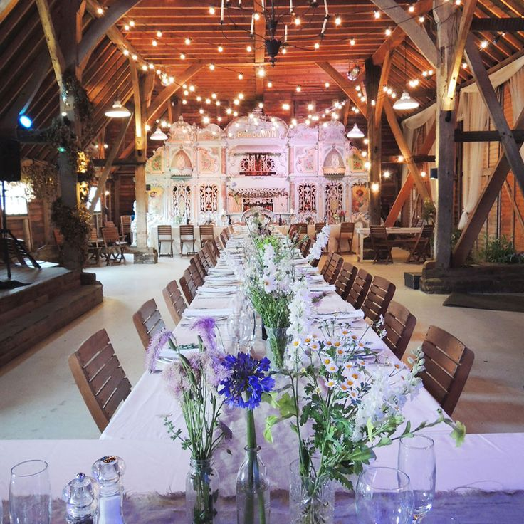 We'd like to think if we were located in the UK, we'd be on this list of unusual #wedding venues!