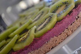 Ryskadockor: God rawcheesecake till födelsedagsbarnet :)