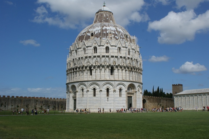 The other side of Pisa