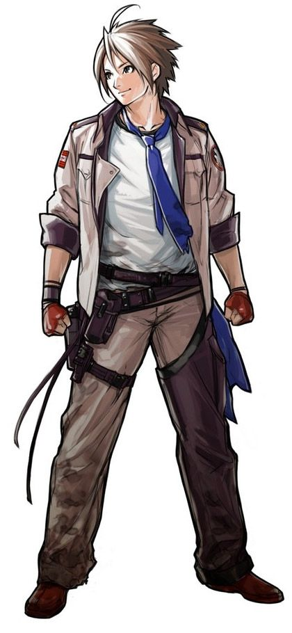 Will from Advance Wars: Days of Ruin