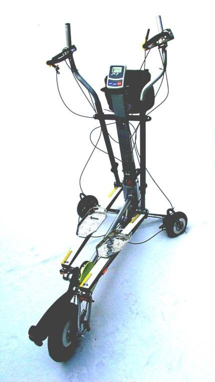 1000 Images About Stand Up Stepper Bikes Stehrad On