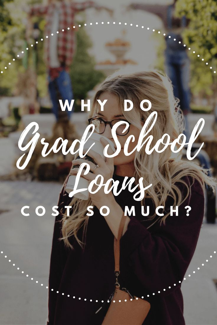 Direct Grad Plus loans have the highest interest rate margins and origination fees of all federal student loan types. Minimize their use whenever possible.