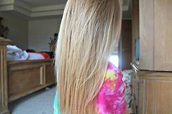 blonde hair. ♡