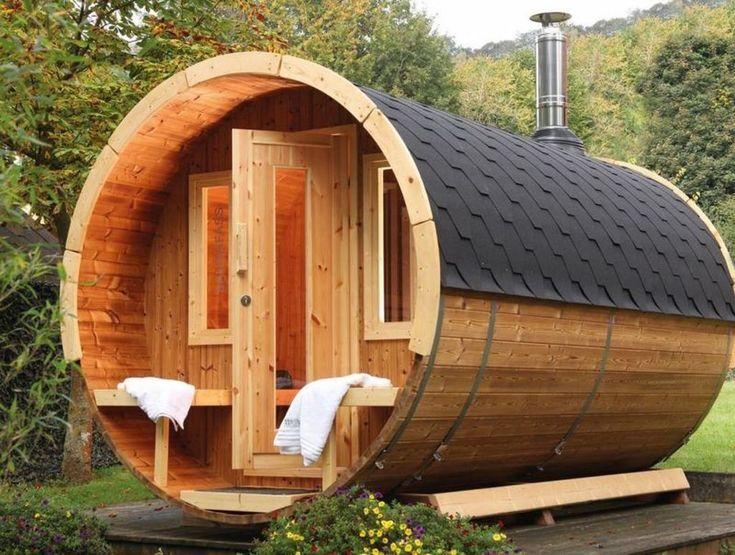 35 the best outdoor sauna design ideas sauna design