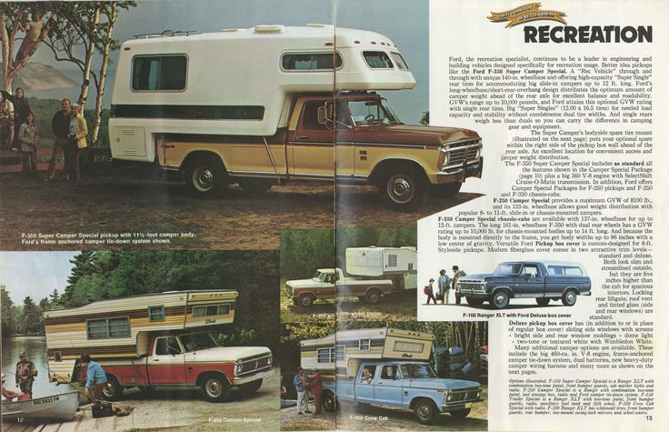 1974 Pickup Brochure, Page 6