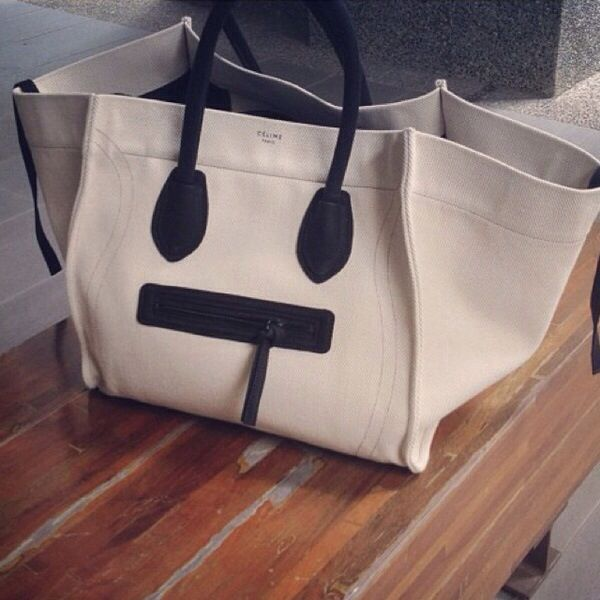 Celine Canvas Phantom Luggage SS12 | Many Bags | Pinterest ...
