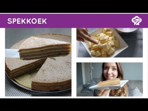 ▶ FOODGLOSS - Spekkoek - YouTube
