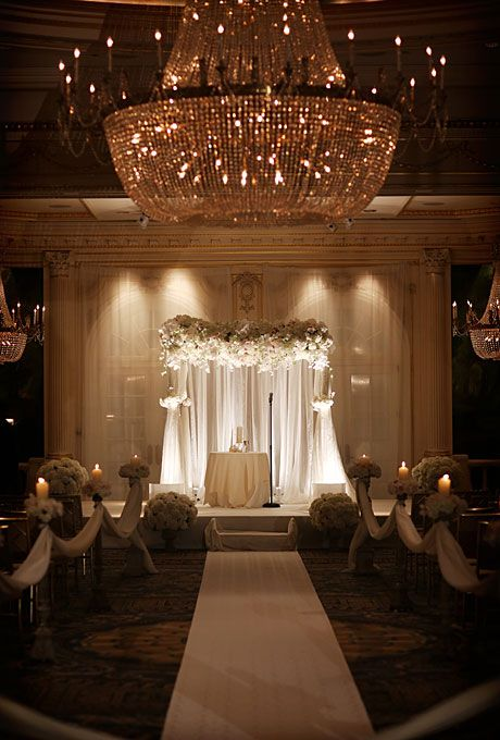 A Glamorous Summer Wedding in New York City | Best Essex ...
