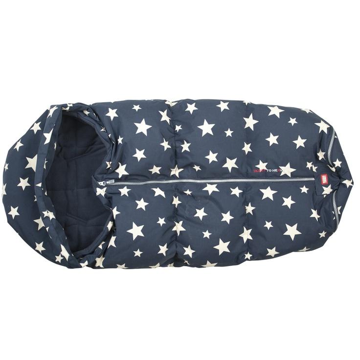 Classic Ticket sleeping bag for babies.