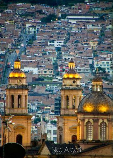 Catedral primada  San Juan de Pasto  -  Colombia