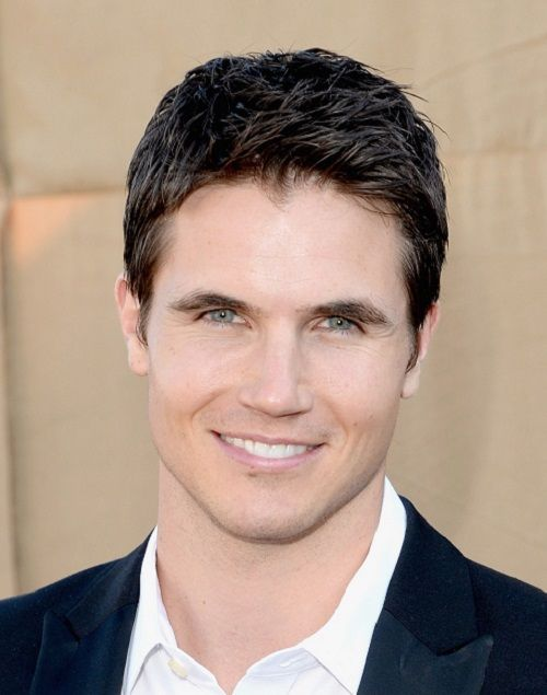 Robbie Amell would work well as Michael Cosgrove. Although the character has already passed by the time the story begins, he does show up in a couple of times. He looks just like I pictured Michael in my head in Winged Hope.